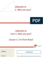 English 3- Unit 1-Lesson 1 (1)