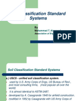 Soil Classification Standard Systems