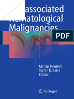 Hiv Associated Hematological Malignasis - Marcus Hentrich
