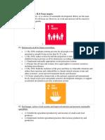 2030 Development Agenda