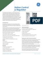 Gea31898 Ex2100e Excitation Control for Hydro Generators r7