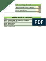 Proyecto Final Costo y Presupuesto
