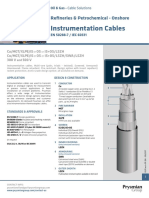 Prysmian - Instrumentation Cables Catalogue