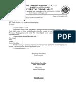 Surat undangan kegiatan