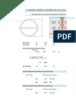 Diseño a TensiónNorma AISC 360-2016 Método LRFD Para Miembros Soldados