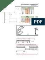 Diseño a TensiónNorma AISC 360-2016 Método LRFD Para miembros apernados..xlsx