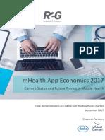 MHealth Developer Economics 2017