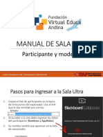 Manual Sala Ultra- Capacitación on Line 29.04.2018