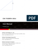 Edimax Wireless Extender EW-7438RPn Mini User Manual English