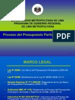 1-Presupuesto Participativo 2011 - PGRLM (1)