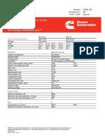 Cummins C900D5 Diesel Generator Data Sheet.pdf