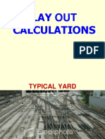 Lay Out Calculations