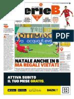 La Gazzetta Dello Sport 22-12-2018 - 16a Giornata