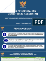 #5_Raker DPR Defisit BPJS 17 September 2018