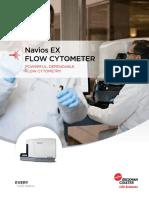 Flow Cytometers Navios Ex Brochure