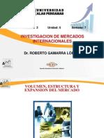Investigacion de Mercados Internacionales-semana 7