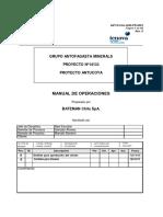 ANT D CAL 4000 PR 8003_0 Manual de Operaciones SX_EW