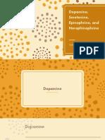 Dopamine, Serotonine, Epinephrine, And Norephinephrine