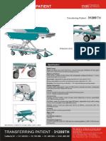 31209th Stretcher & Transfering Patient (Brochure)
