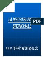disostruzione bronchiale