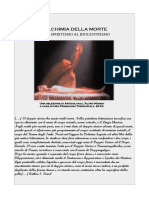 L'Alchimia Della Morte. Dallo Spiritismo Al Biocentrismo. Di Ugo Pennacino, Torino-Italy 2019