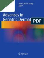 Advances in Geriatric Dermatology