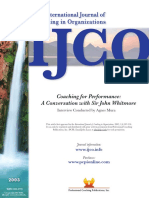 Coaching for performance A conversation with Sir John Whitmore by Mura 2003.pdf
