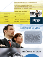 Marketing Personal / Cabanillas Maria
