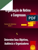 Organização de Retiros