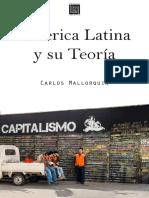 America Latina y su teoría