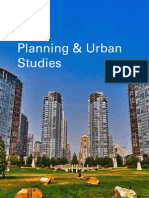 UBC Press Planning & Urban Studies 2010