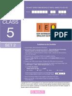 IEO-class-5-set-2