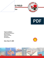 FDP-Zubara Gas Field