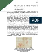 Manuscritos (1519)