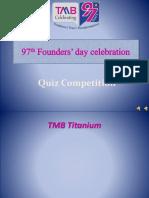 Quiz Opening