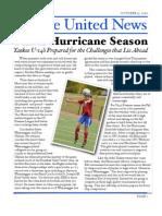 Yankee Newsletter October 2010