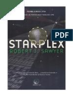 Sawyer, Robert J. - Starplex.pdf