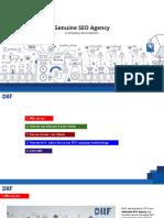 DWF Romania - Agentie SEO