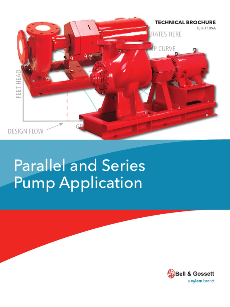 Bell & Gossett-parallel and series pump application pdf
