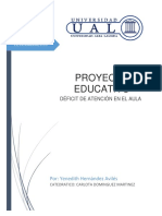 Proyecto Carla
