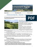 Pa Environment Digest Dec. 24, 2018