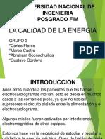 Calidad de La Energia Conceptos Generales