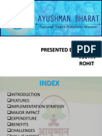 Ayushman Bharat New