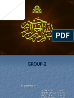 Group 2(Cement)