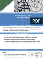 8. Clase 8 Corrosión Influenciada Metalurgicamente 2018