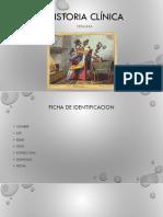 Historia Clínica CEFALEA