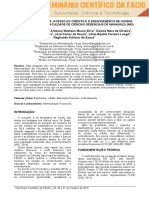 FERREIRA, M. F. Et Al -2015- Educação Financeira, Acesso Ao Crédito e o Endividamento de Jovens Universitários Da Faculdade de Ciências Gerenciais de Manhuaçu MG