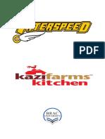 Internship report on Kazi Farms Kitchen
