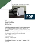 CREACION DE ANTENA WIFI DE 2KM DE ALCANCE.docx