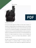 La teoría del desarrollo cognoscitivo de Piaget